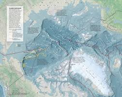 National Geographic Map North Pole Map National Geographic Society
