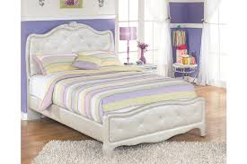 Girl Bedroom Furniture Make It Hers Ashley Furniture HomeStore - Ashley furniture kids beds