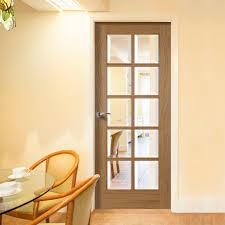 Oak Interior Doors Top Doors With Glass Panels Interior With 19 Pictures Blessed Door