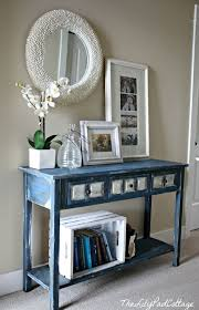Small Oak Console Table Elegant Interior And Furniture Layouts Pictures Console Tables