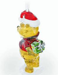 swarovski swarovski ornament disney winnie the pooh
