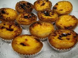 cuisine portugaise dessert pastéis de nata recette portugaise
