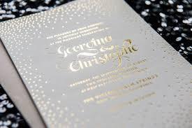 wedding invitations gold foil gold foil wedding invitations gold foil wedding invitations with
