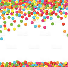 confetti celebration background stock vector 481998498 istock