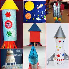 rocket ship crafts for kids rocket ship craft craft and craft