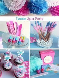 spa birthday party 11 year old u2026 pinteres u2026