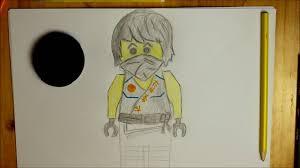 kolorowanka dla dzieci cole lego ninjago coloring pages cole