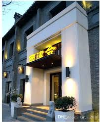 up down lights exterior up and down led outdoor wall lights captivating led outside wall