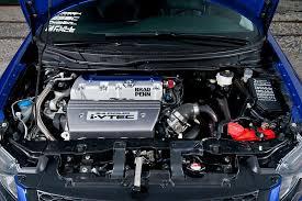 k24z7 sema 2011 2012 450hp honda civic si turbo from fox marketing cars