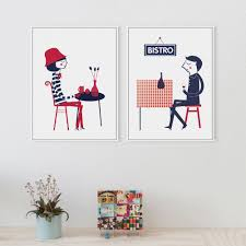 online get cheap french cafe paintings aliexpress com alibaba group