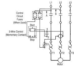 hoa wiring starter diagram 240v single phase diagram magnetic