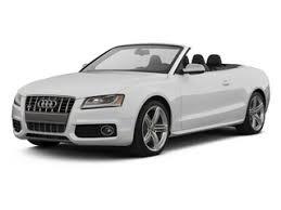 audi s5 warranty 2010 audi s5 convertible 2d quattro prestige cpo warranty prices