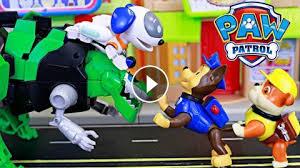 paw patrol transformers grimlock robot dinosaur robo dog