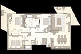 2 bedroom suite in miami 3 bedroom residence serviced residencess in miami east miami