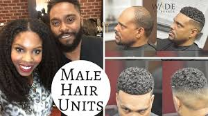 men hair weave pictures balding a male hair unit could be for you youtube