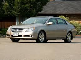 2008 toyota avalon service manual