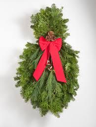maine made wreaths of balsam fir centerpieces