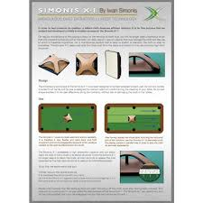 How To Clean Pool Table Felt by Simonis X 1 Pool Table Cloth Cleaner