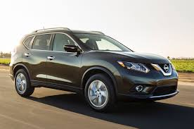 dark gray nissan 2013 vs 2014 nissan rogue styling showdown truck trend