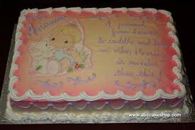 baby shower precious moments cakes imagui