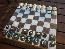 Fancy Chess Boards My Heart U0026 My Home U0026 Boutique My Diy Outdoor Chess Checkers Board