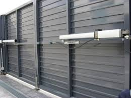 puertas de cocheras automaticas puertas autom磧ticas de garaje batientes eninter