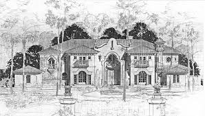 luxury home design plans baroque palace luxury home design