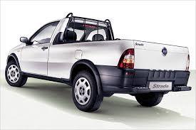 auto mit ladefläche fiat strada kleiner up bekommt neuen motor und ein facelift
