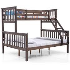Barnley Single Over Queen Storage Bunkbed Bunk Bed Queen Bunk - Queen single bunk bed