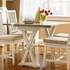 Drop Leaf Dining Room Tables Drop Leaf Dining Table For Small Spaces Us House And Home Real