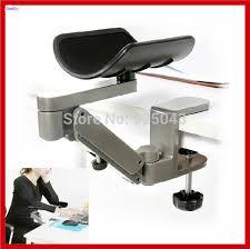 bureau ergonomique r lable en hauteur nouveau hauteur réglable bureau à domicile ordinateur accoudoir bras