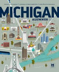 U Of M Map University Of Michigan U2014 Tom Froese