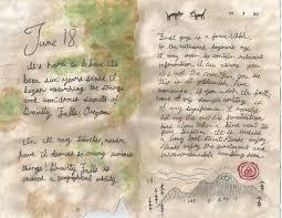 gravity falls journal 3 replica june 18th maraca owl