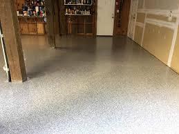 epoxy flake garage cape fear concrete coatings wilmington nc