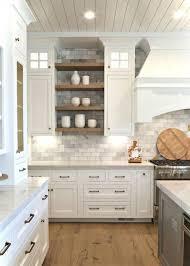 white kitchen decorating ideas 50 modern farmhouse kitchen decor ideas farmhouse kitchen decor