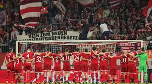 what nfl team has the most fans nationwide bayern munich fans lead nationwide protest against controversial pag