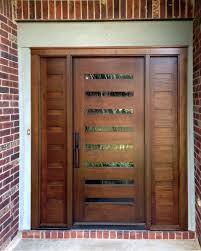 modern wood door gallery u2013 the front door company