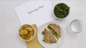 egg salad ina garten simple egg salad martha stewart youtube