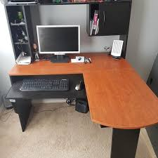 Corner Desk Keyboard Tray Find More Corner Desk With Shelf And Keyboard Tray For Sale At Up