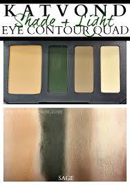 kat von d shade light eye contour quad kat von d sage shade light eye contour quad wishlist pinterest