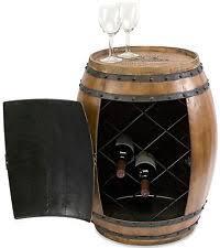 Barrel Side Table Wine Barrel Table Ebay
