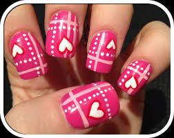1000 images about nail design for valentines day on pinterest nail