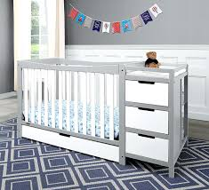 Sears Changing Table Baby Crib Sears Nursery Cribs With Changing Table Attached Target