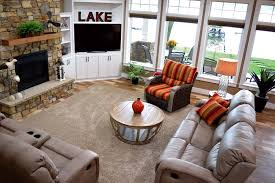 simplicity rules at the nelson lake home lake and home magazine