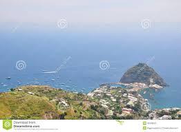 Ischia Italy Map by Sant Angelo Beach Ischia Italy Stock Photography Image 32408632