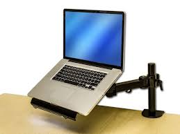 swivel arm laptop table laptop stand for desk ideas all home and decor best onsingularity com