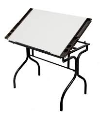 Drafting Table Hinges How To Make A Diy Adjustable Drafting Table From Any Desktop Curbly