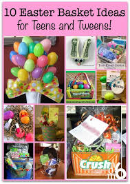 ideas for easter baskets 10 easter basket ideas for and tweens momof6