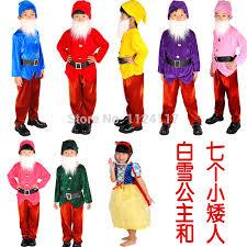 Halloween Dwarf Costume Christmas Costumes Snow White Dwarfs Cosplay Halloween
