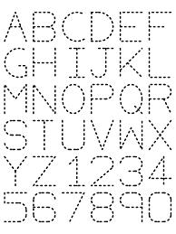 free preschool letter worksheets traceable alphabet a z kiddo shelter